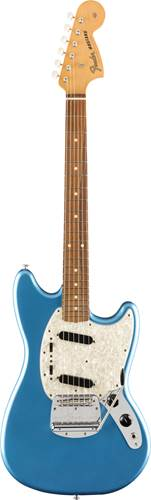 Fender Vintera 60s Mustang Lake Placid Blue PF