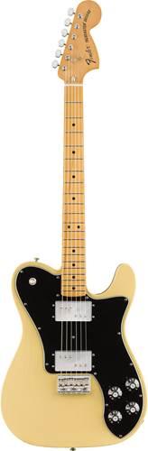 Fender Vintera 70s Telecaster Deluxe Vintage Blonde Maple Fingerboard