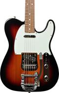 Fender Vintera 60s Telecaster Bigsby 3-Color Sunburst PF (Ex-Demo) #MX19107299