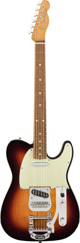 Fender Vintera 60s Telecaster Bigsby 3-Color Sunburst PF