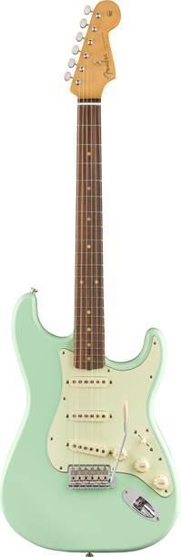 Fender Vintera 60s Stratocaster Surf Green Pau Ferro Fingerboard