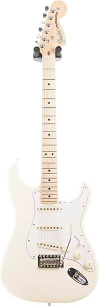 Fender FSR American Performer Strat Olympic White (Ex-Demo) #US19035917