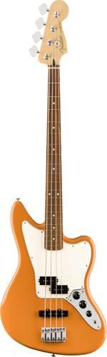 Fender Player Jaguar Bass Capri Orange Pau Ferro Fingerboard