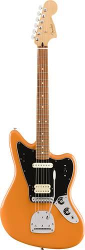Fender Player Jaguar Capri Orange PF
