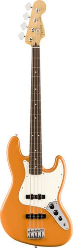 Fender Player Jazz Bass Capri Orange Pau Ferro Fingerboard