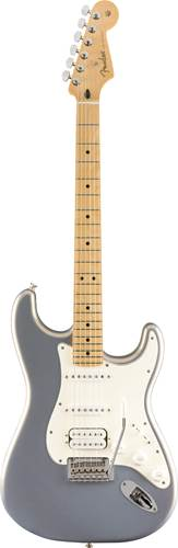 Fender Player Strat HSS Silver MN
