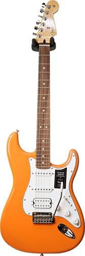 Fender Player Stratocaster HSS Capri Orange Pau Ferro Fingerboard