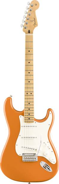 Fender Player Strat Capri Orange Maple Fingerboard