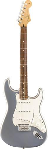 Fender Player Stratocaster Silver Pau Ferro Fingerboard