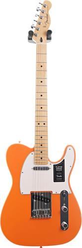 Fender Player Tele Capri Orange MN (Ex-Demo) #MX19038488