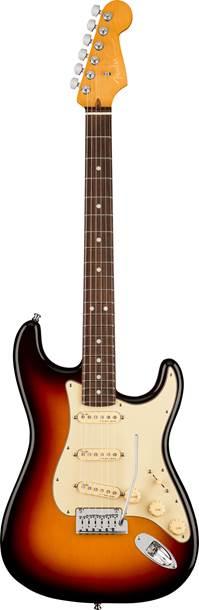 Fender American Ultra Stratocaster Ultraburst Rosewood Fingerboard