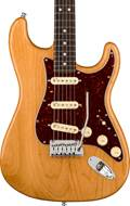 Fender American Ultra Stratocaster Aged Natural RW