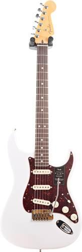 Fender American Ultra Stratocaster Arctic Pearl RW (Ex-Demo) #US19071825