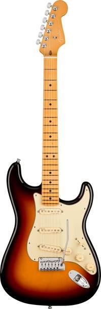 Fender American Ultra Stratocaster Ultraburst Maple Fingerboard