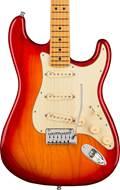 Fender American Ultra Stratocaster Plasma Red Burst MN