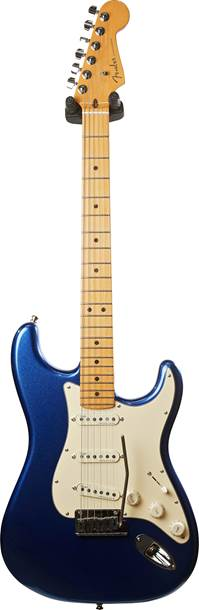 Fender American Ultra Stratocaster Cobra Blue MN (Ex-Demo) #US19071094