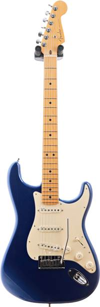 Fender American Ultra Stratocaster Cobra Blue MN (Ex-Demo) #US19068718