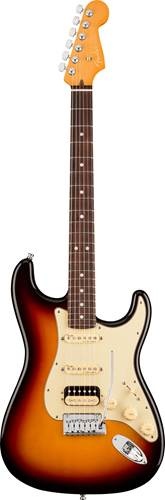 Fender American Ultra Stratocaster HSS Ultraburst Rosewood Fingerboard