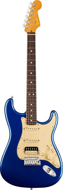 Fender American Ultra Stratocaster HSS Cobra Blue RW