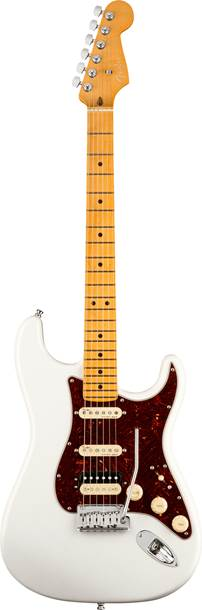 Fender American Ultra Stratocaster HSS Arctic Pearl MN