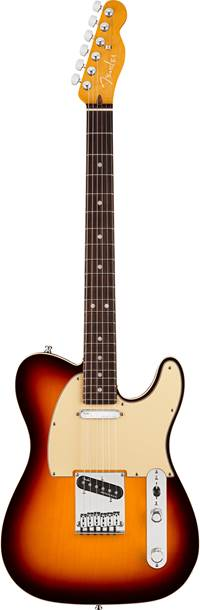 Fender American Ultra Telecaster Ultraburst Rosewood Fingerboard