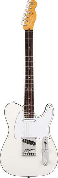 Fender American Ultra Telecaster Arctic Pearl RW