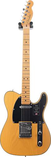 Fender American Ultra Telecaster Butterscotch Blonde MN (Ex-Demo) #US19072325