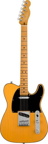 Fender American Ultra Telecaster Butterscotch Blonde MN