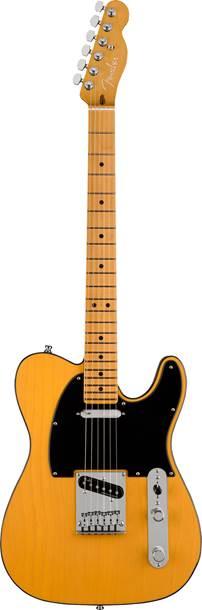 Fender American Ultra Telecaster Butterscotch Blonde MN