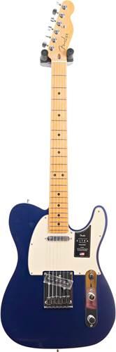 Fender American Ultra Telecaster Cobra Blue MN (Ex-Demo) #US19070635
