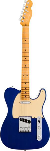 Fender American Ultra Telecaster Cobra Blue Maple Fingerboard