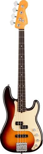 Fender American Ultra Precision Bass Ultraburst Rosewood Fingerboard