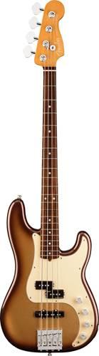Fender American Ultra Precision Bass Mocha Burst Rosewood Fingerboard