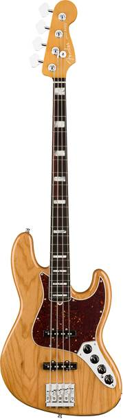 Fender American Ultra Jazz Bass Aged Natural RW