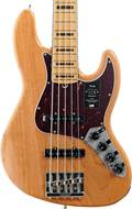 Fender American Ultra Jazz Bass V Aged Natural MN (Ex-Demo) #US19099215