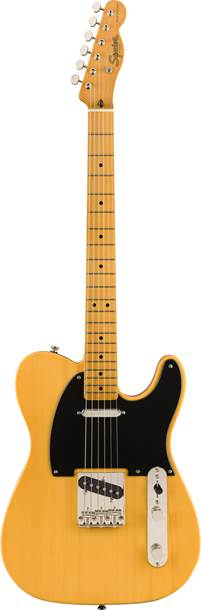 Squier Classic Vibe 50s Telecaster Butterscotch Blonde Maple Fingerboard