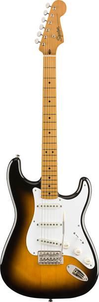Squier Classic Vibe 50s Stratocaster 2 Tone Sunburst Maple Fingerboard