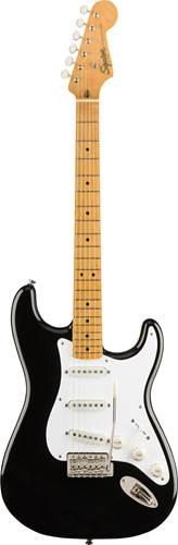 Squier Classic Vibe 50s Stratocaster Black Maple Fingerboard