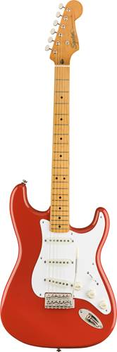 Squier Classic Vibe 50s Strat Fiesta Red MN