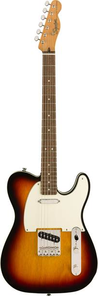 Squier Classic Vibe 60s Custom Tele 3 Tone Sunburst IL