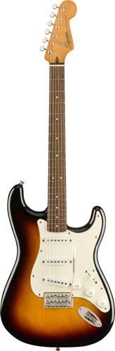 Squier Classic Vibe 60s Stratocaster 3 Tone Sunburst Indian Laurel Fingerboard