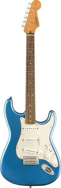 Squier Classic Vibe 60s Stratocaster Lake Placid Blue Indian Laurel Fingerboard
