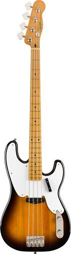 Squier Classic Vibe 50s Precision Bass 2 Tone Sunburst Maple Fingerboard