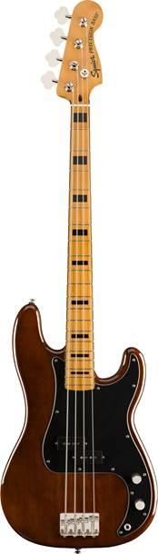 Squier Classic Vibe 70s Precision Bass Walnut Maple Fingerboard