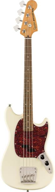 Squier Classic Vibe 60s Mustang Bass Olympic White IL