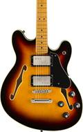 Squier Classic Vibe Starcaster 3 Tone Sunburst MN