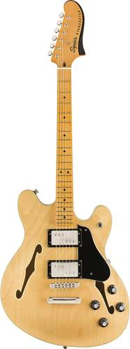 Squier Classic Vibe Starcaster Natural MN