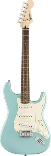 Squier Bullet Strat Tropical Turquoise IL