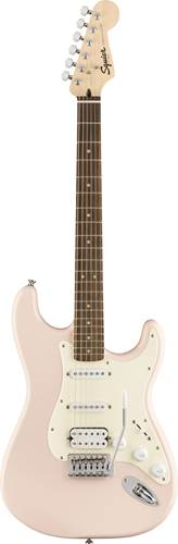 Squier Bullet Strat HSS Shell Pink IL