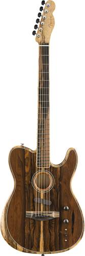 Fender Acoustasonic Tele Exotic Ziricote